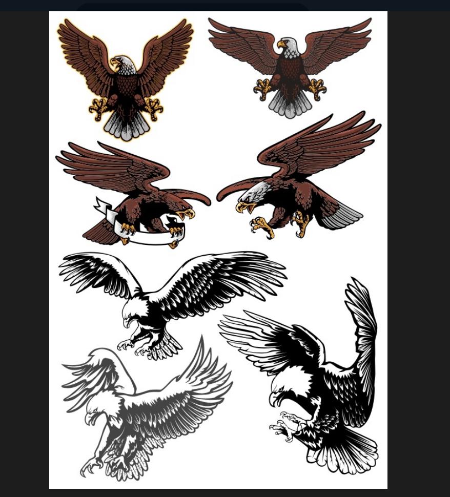 Eagles set (cdr)