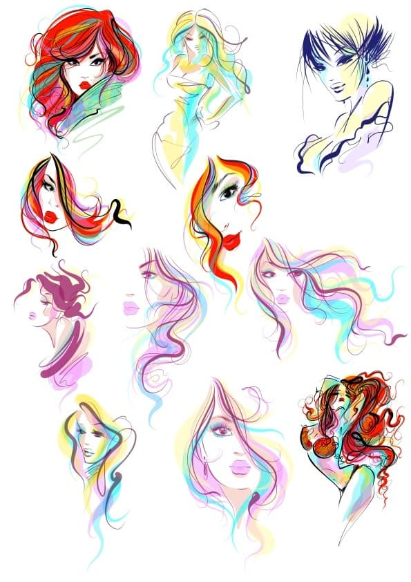 Woman Art (cdr)