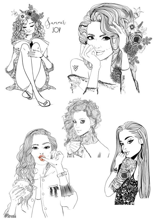 Romantic Girls 2 (cdr)