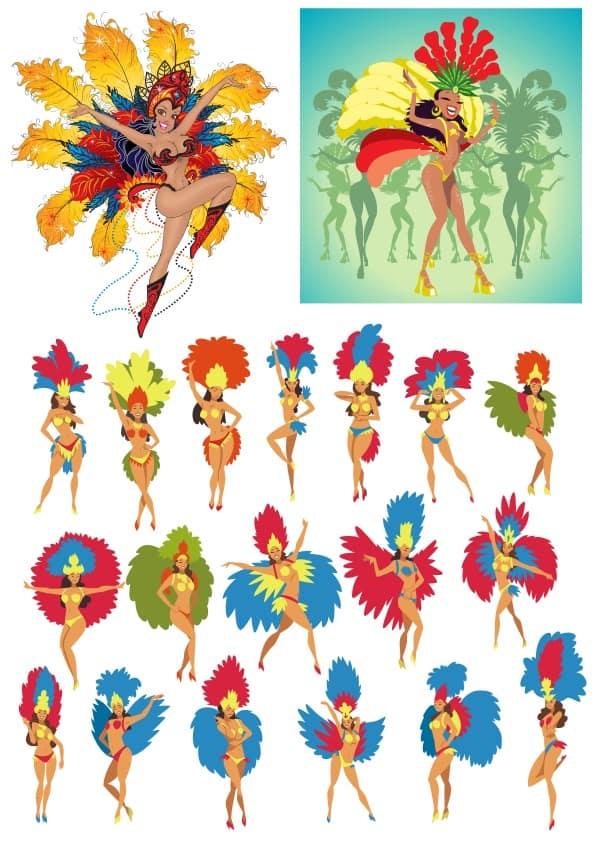 Carnaval Girls (cdr)