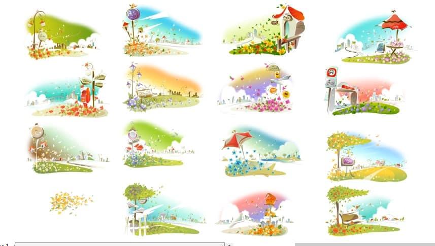 Landscapes 1 (cdr)