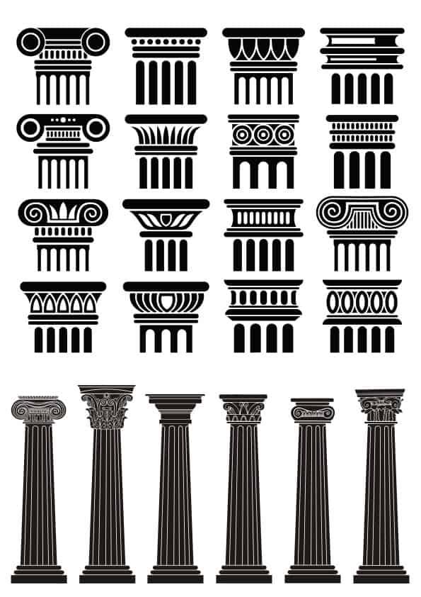 Column set (cdr)
