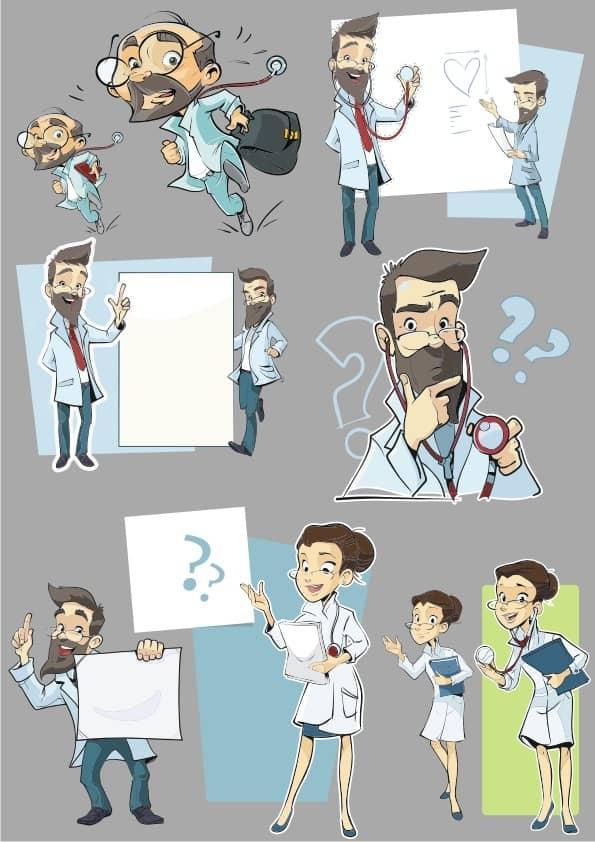 Doctor set (cdr)