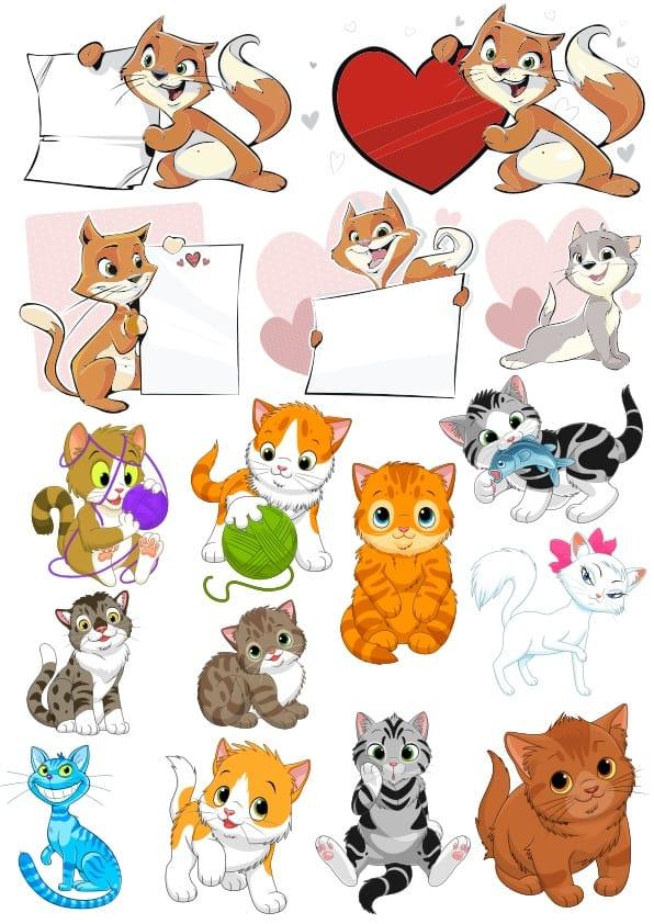 Cat Set (cdr)