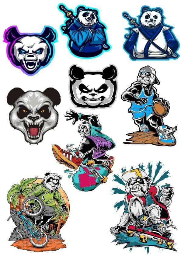 Panda 2 set (cdr)