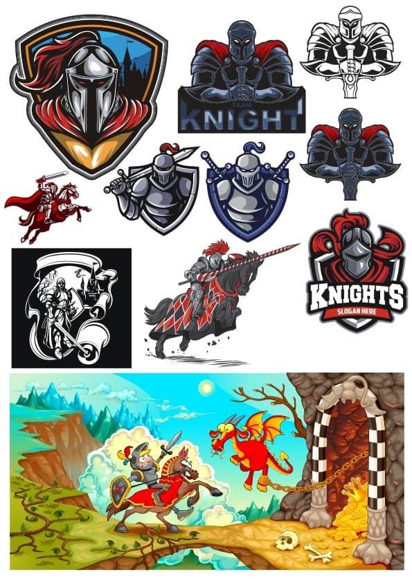 Knight set (cdr)