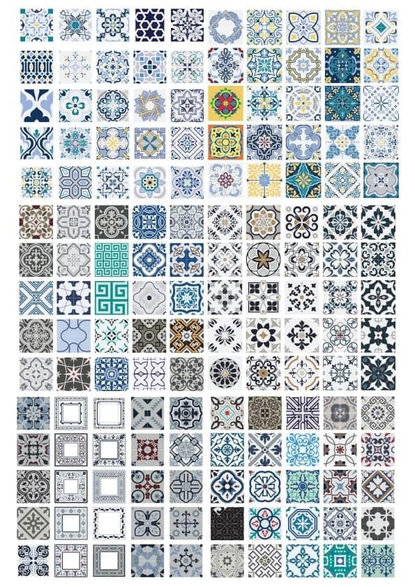 Patterns 2 set (cdr)