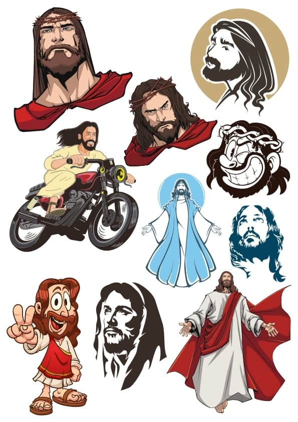 Jesus set (cdr)