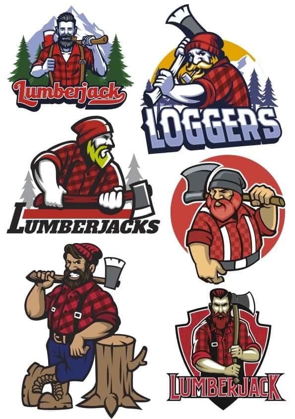 Lumberjack set (cdr)