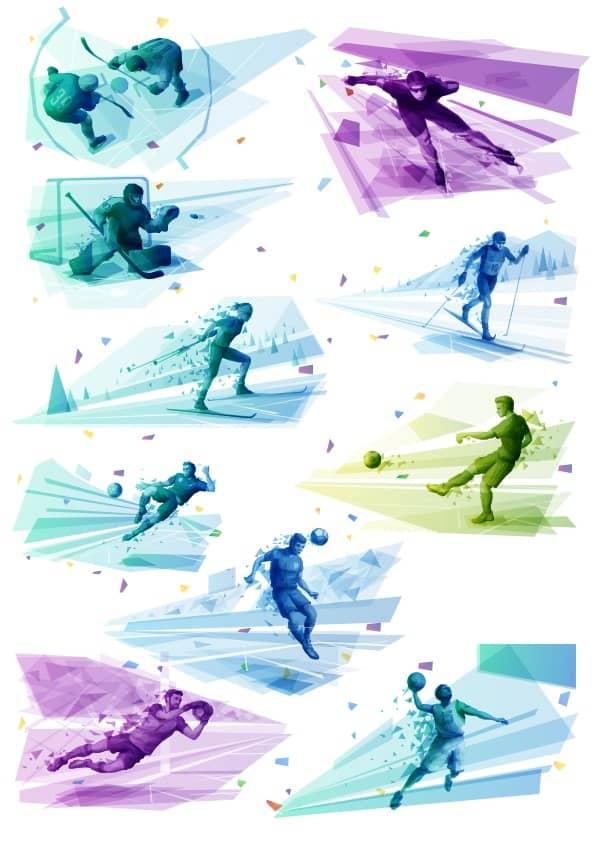 Sport set 1 (cdr)