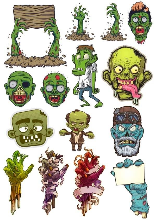 Zombie set (cdr)