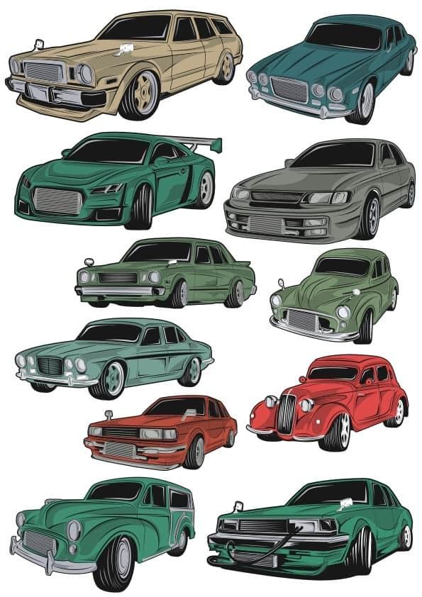 Auto set 3 (cdr)