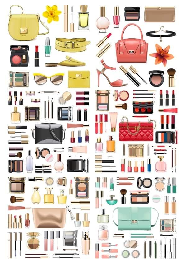 Makeup set (cdr)