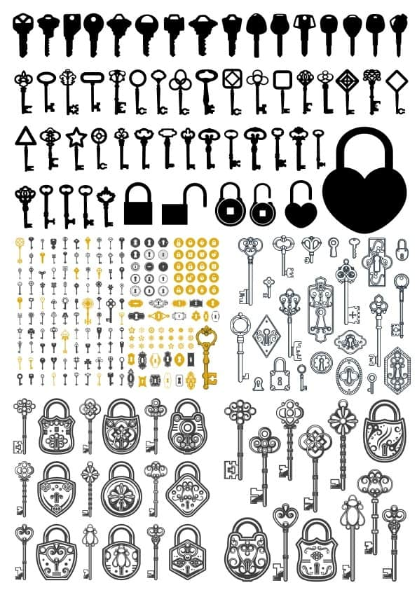 Keys set (cdr)