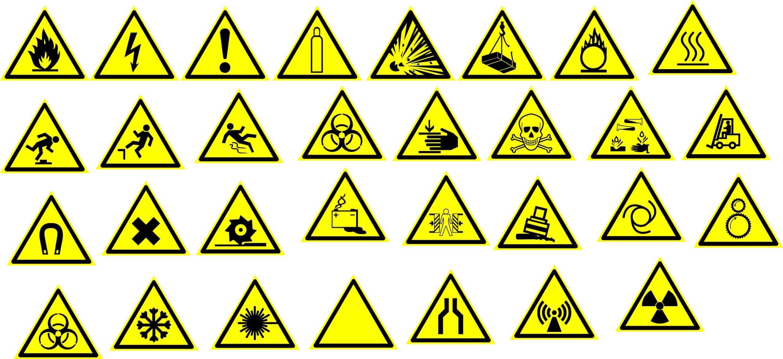 Signs set 1 (cdr)